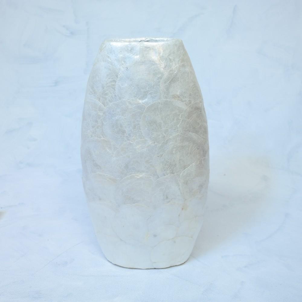 váza šupina/deco36cm