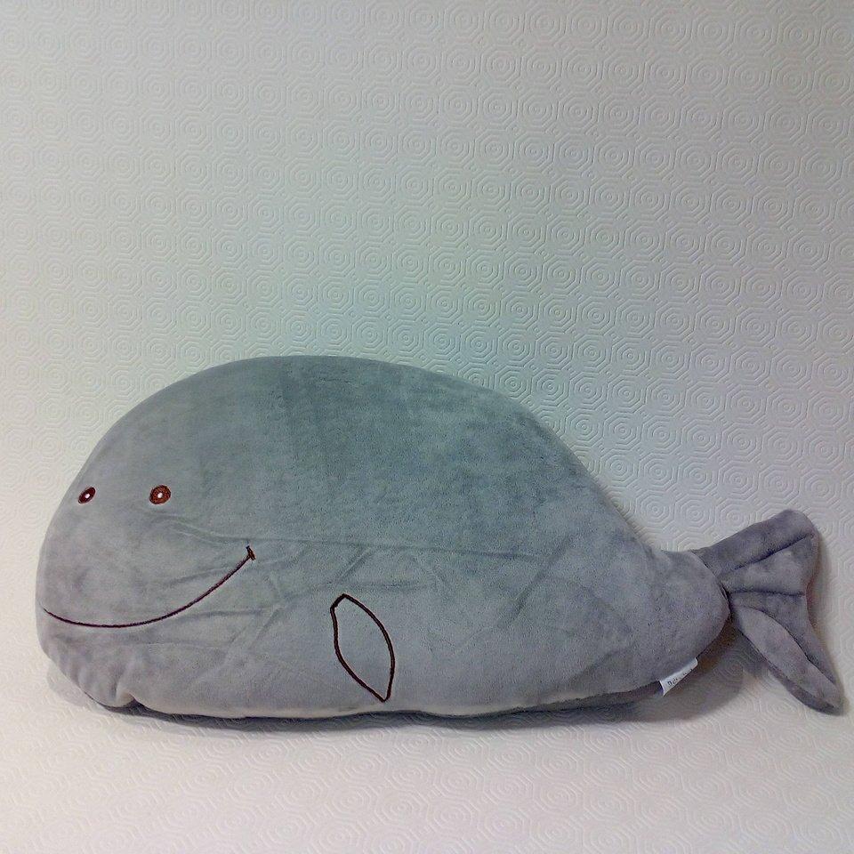 plyšák velryba