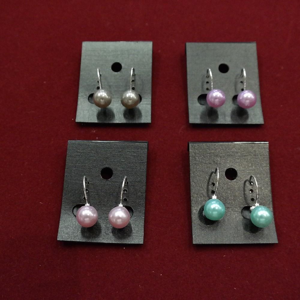naušnice perly