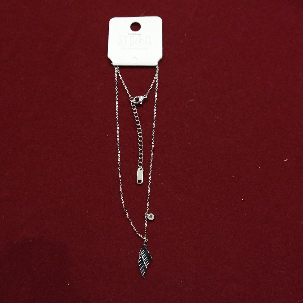 náhrdelník,křídlo,ner.ocel
