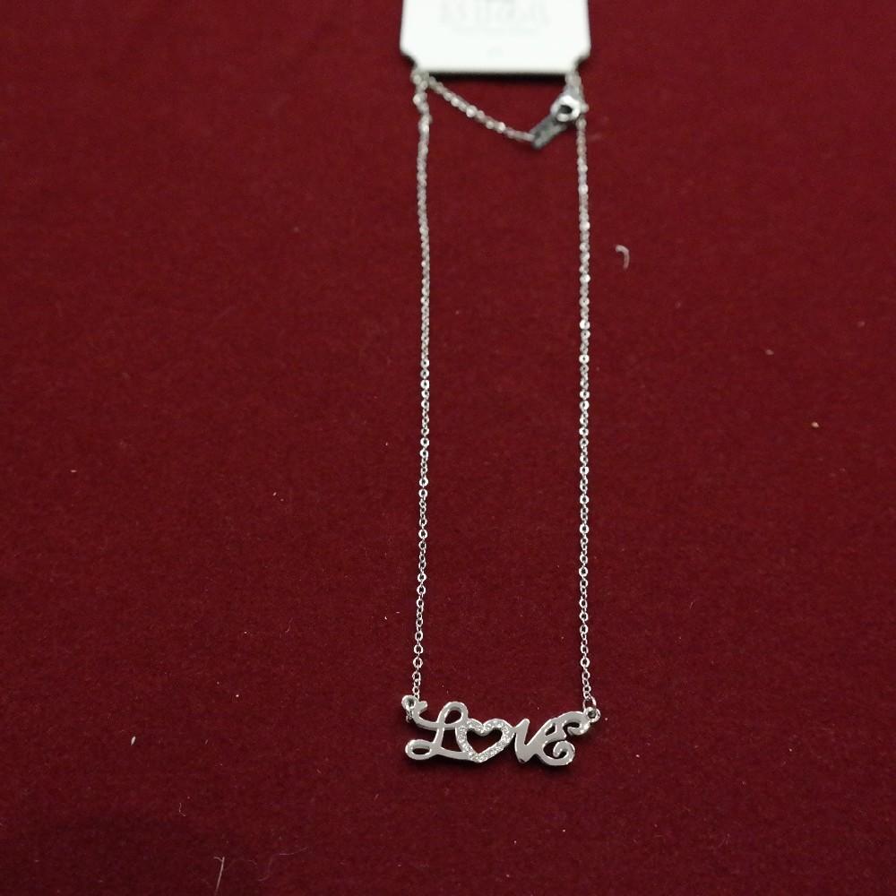 náhrdelník ner.ocel,Love