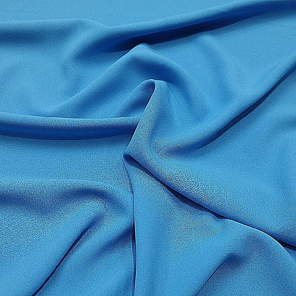 polyester tyrkysový