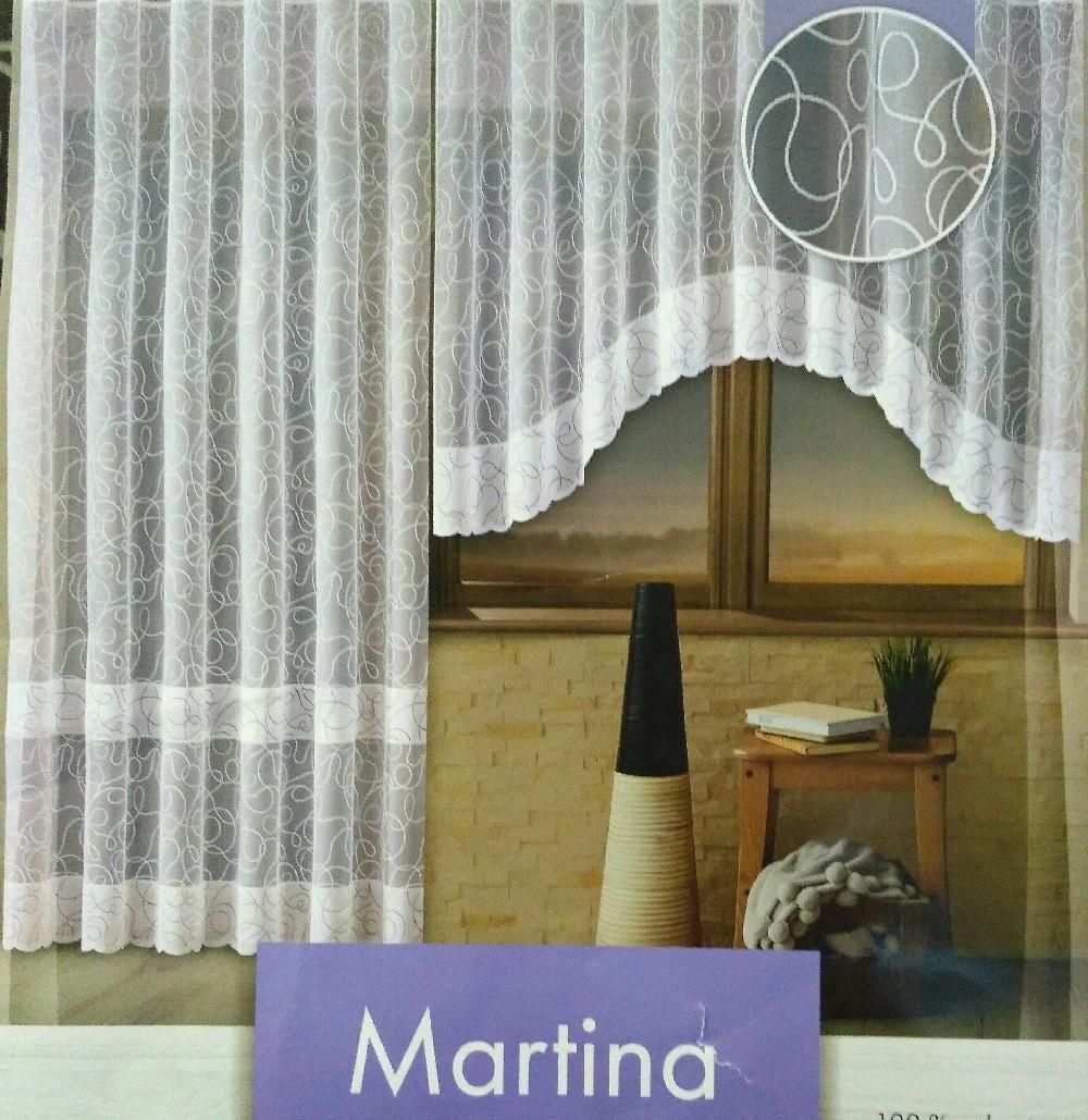 záclona hotová Martina 300x140