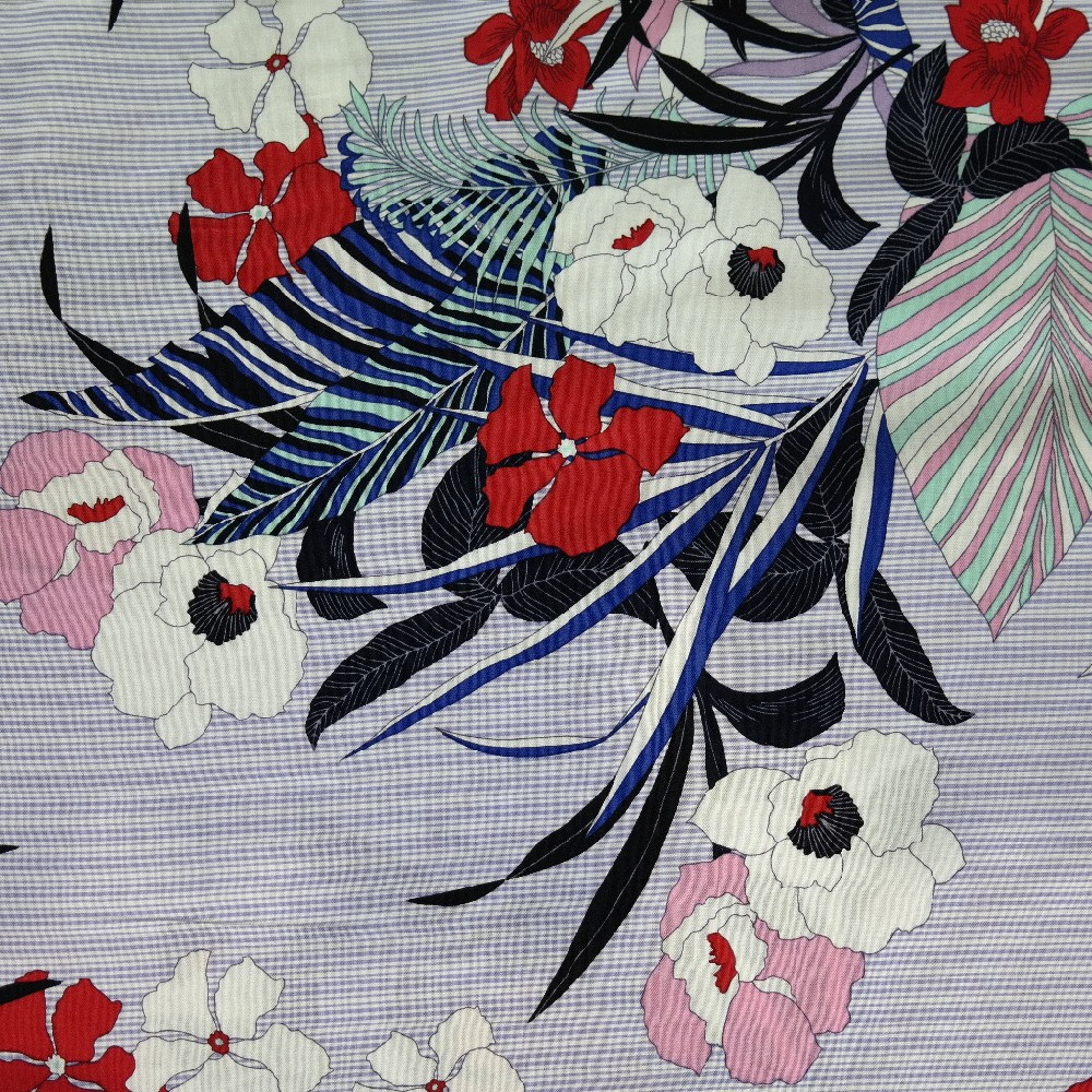 šatovka pestré květy,listy,fial.proužek,Vis