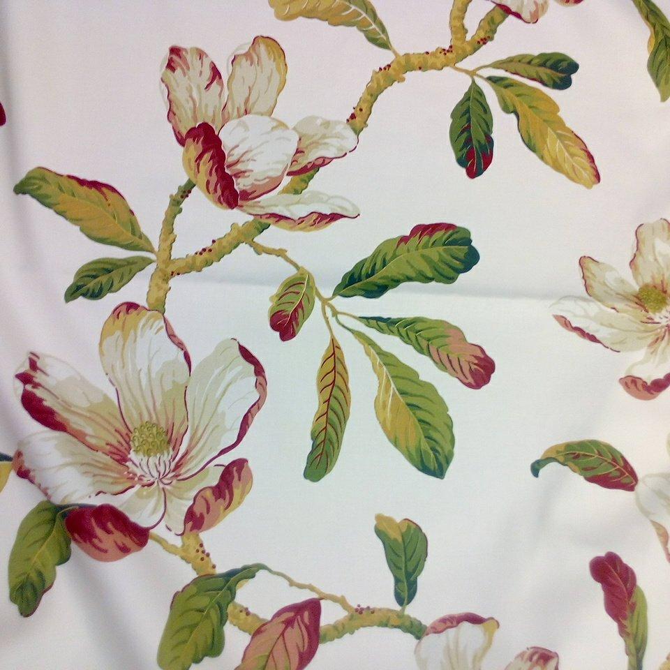 Bavlna dekorační květ na větvy