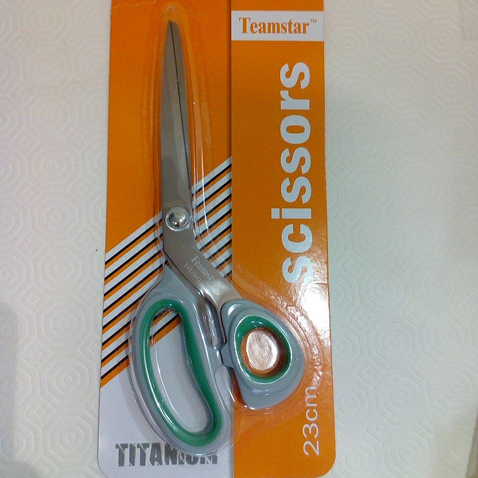 nůžky titanové 23cm