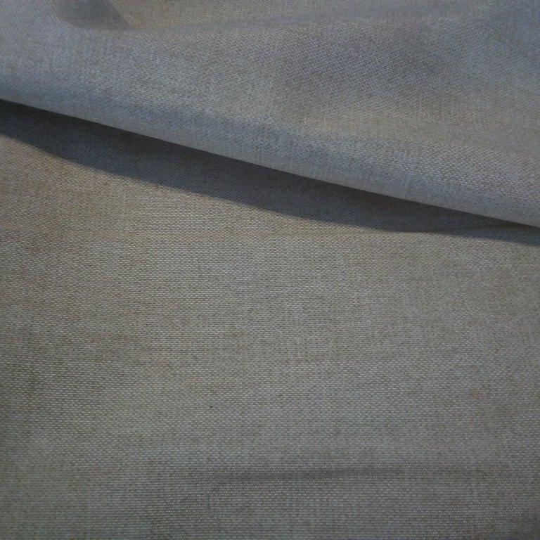 bavlna přírodní režná  natur 140 cm