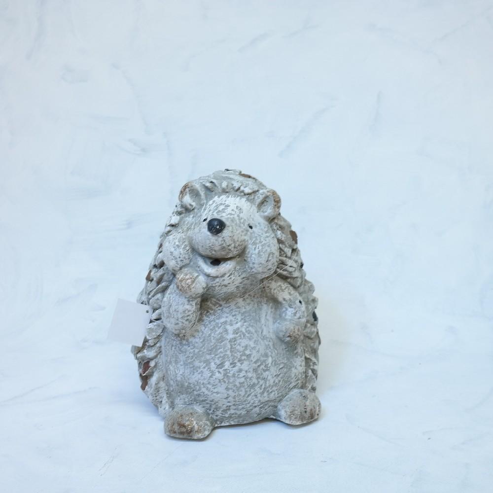 ježek s kamínky