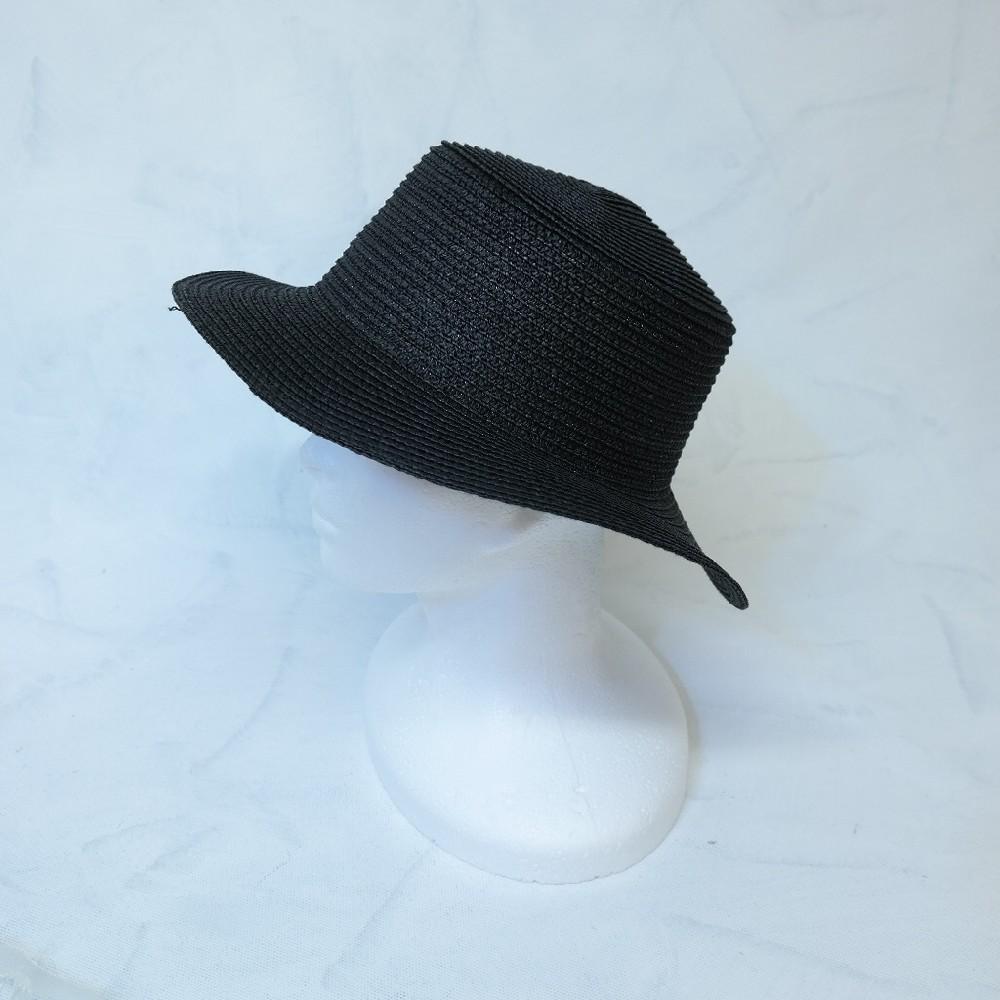 klobouk dám.černý