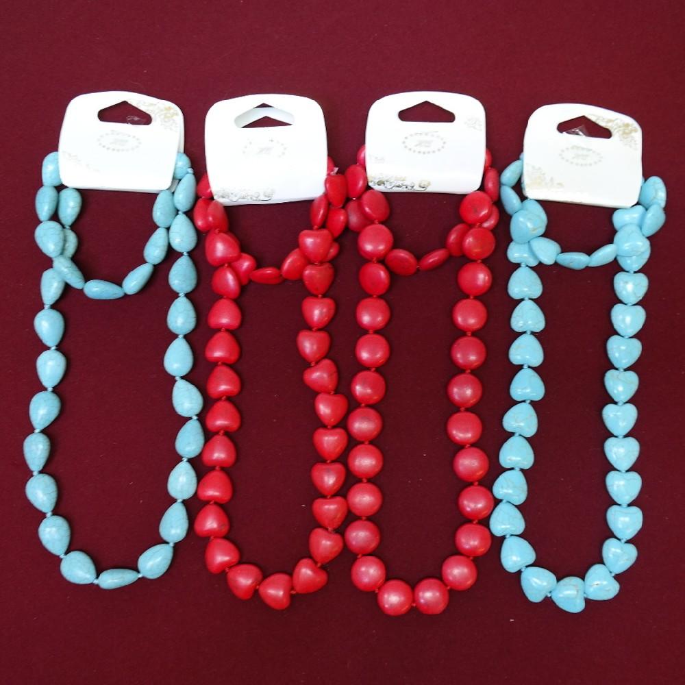 náhrdelník+náramek