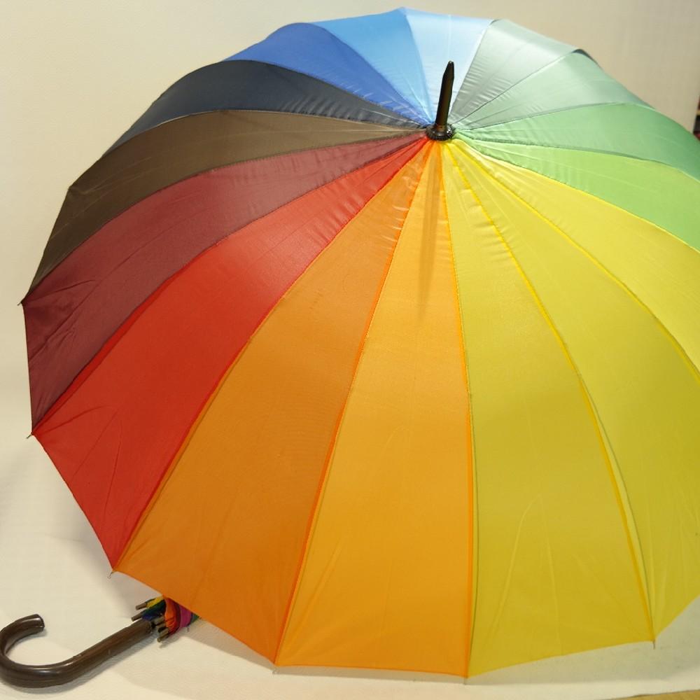 deštník duhový partnerský