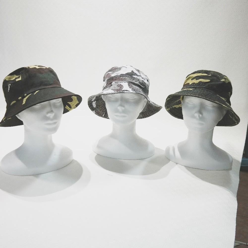 klobouk plátěný