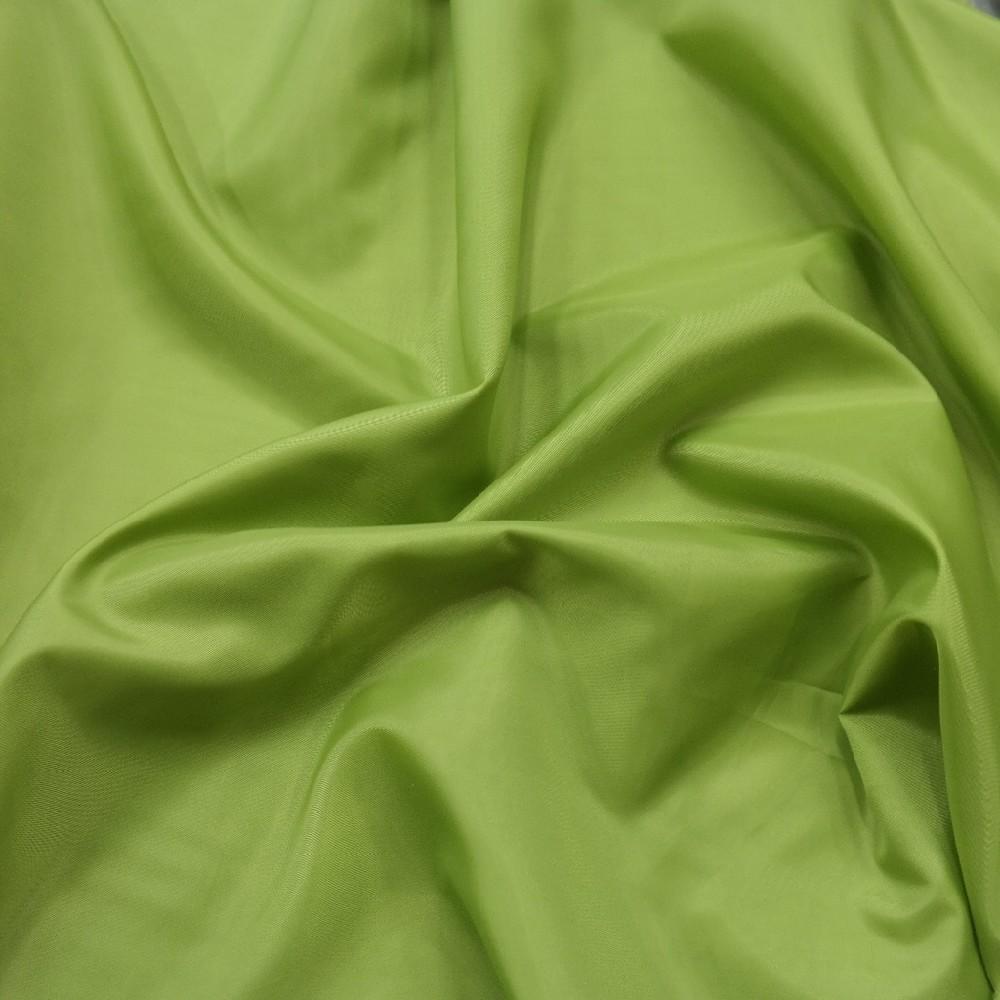 podšívka zelená hrášková