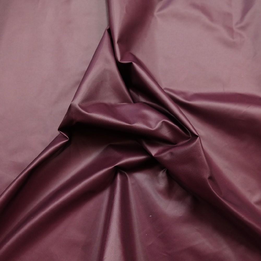 šusťák bordovo fial