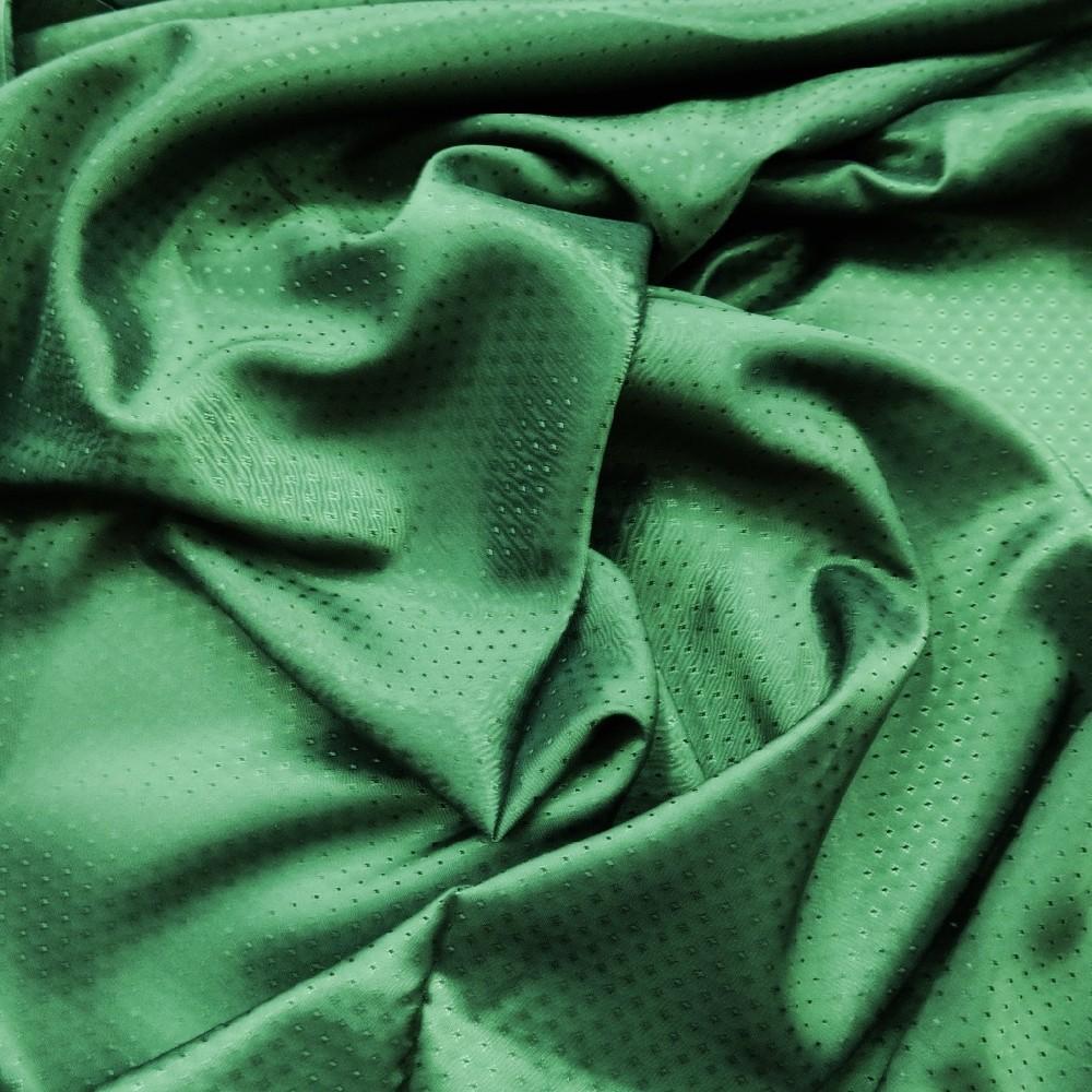 podšívka tm. zelená vzor