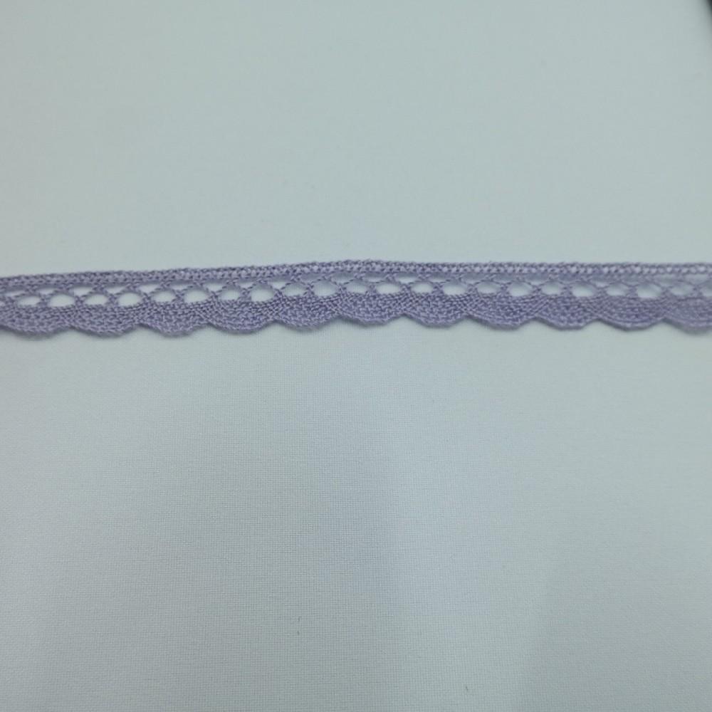 krajka Ba,fialová 15mm
