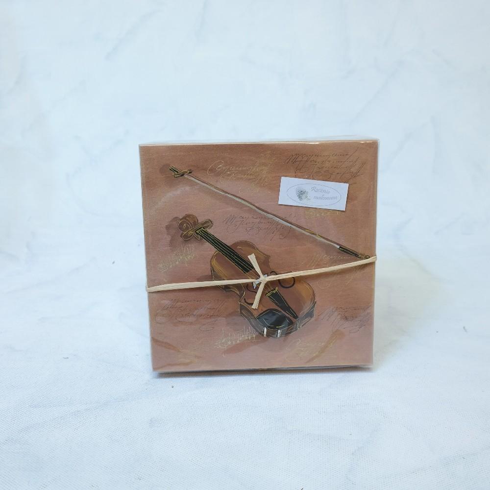 šperkovnice dřevo