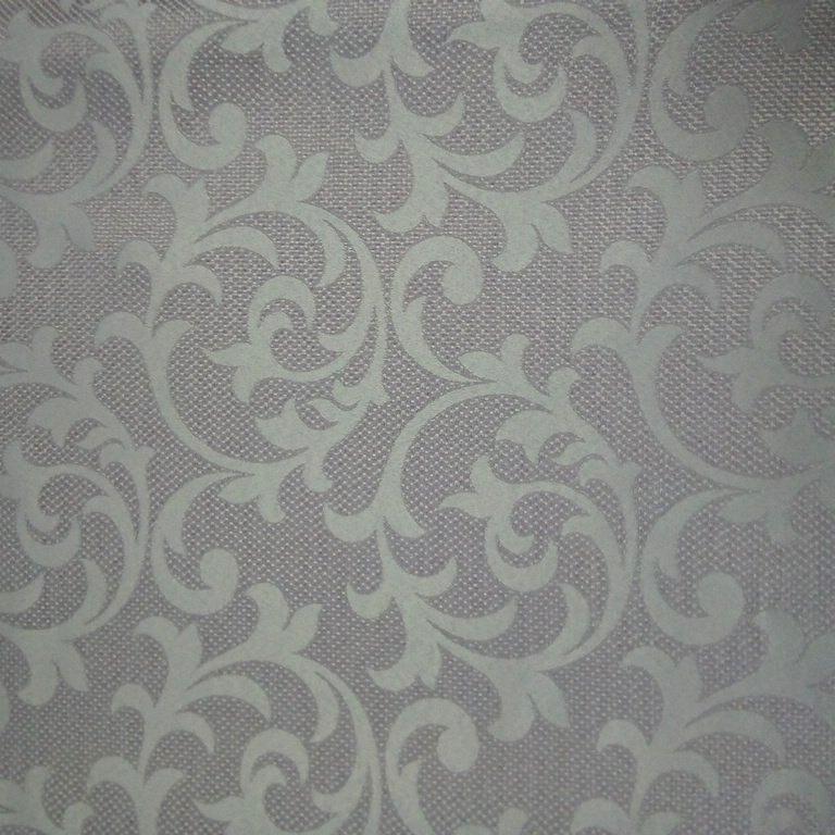 dekoračka  šedá zámecký vzor 280cm