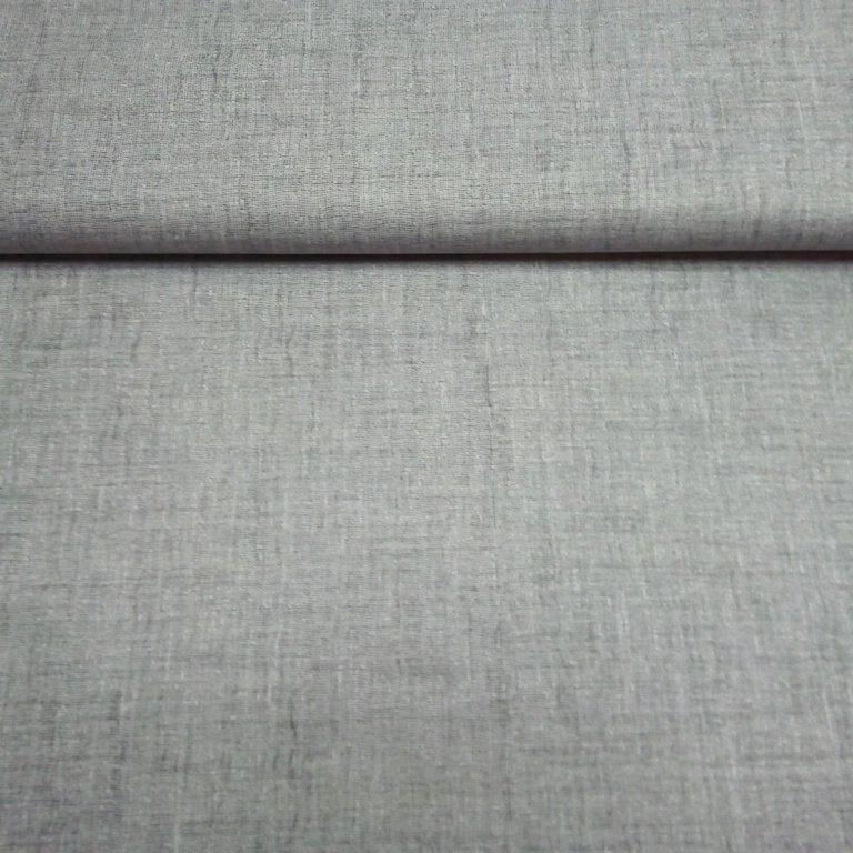 bavlna šedá síť