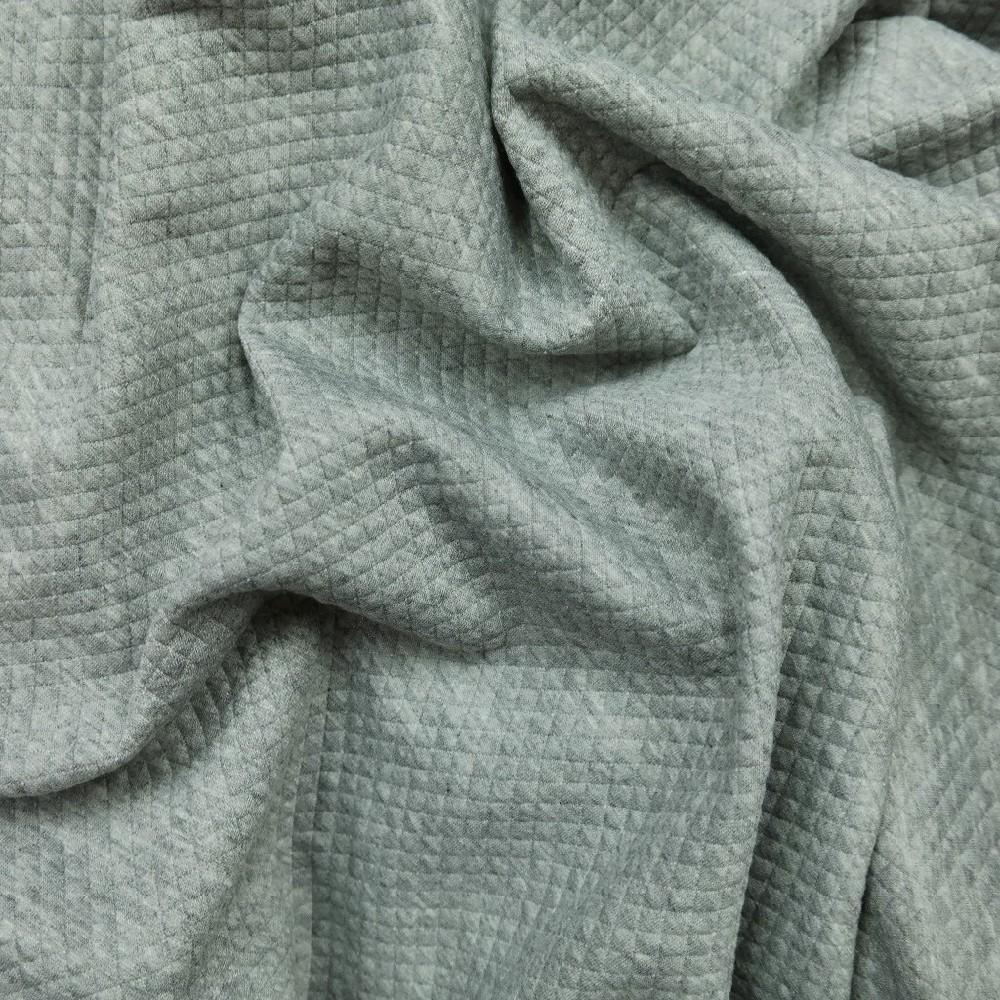 úplet vafle sv. šedý