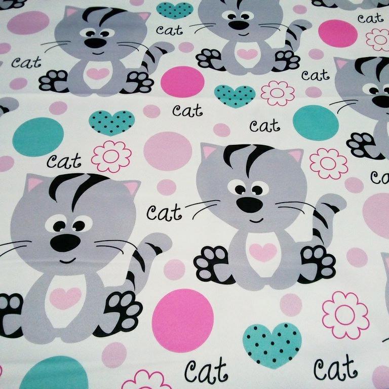 dekoračka dětská kočičky