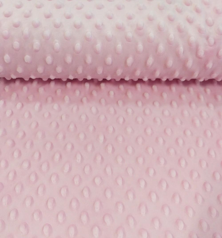 minky sv.růžové