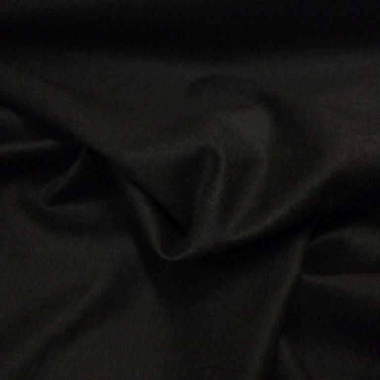 kostýmovka polyester černý elas-140 cm