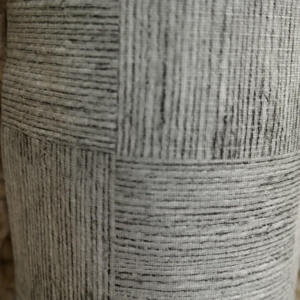PVC ubrus šedá kostka