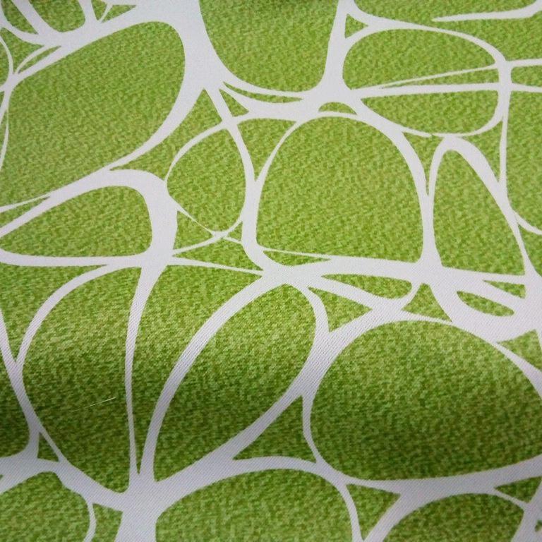 blac out 10012-01/150 zeleno bílé kameny
