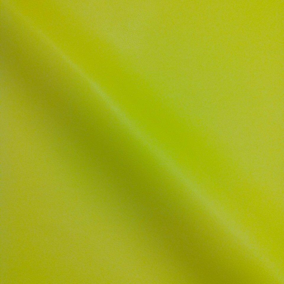 Koženka FLUO žlutá