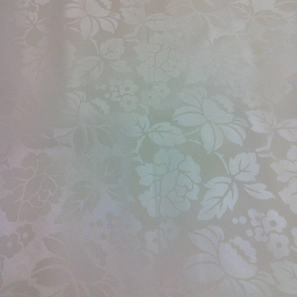 PVC ubrus smetanový květ