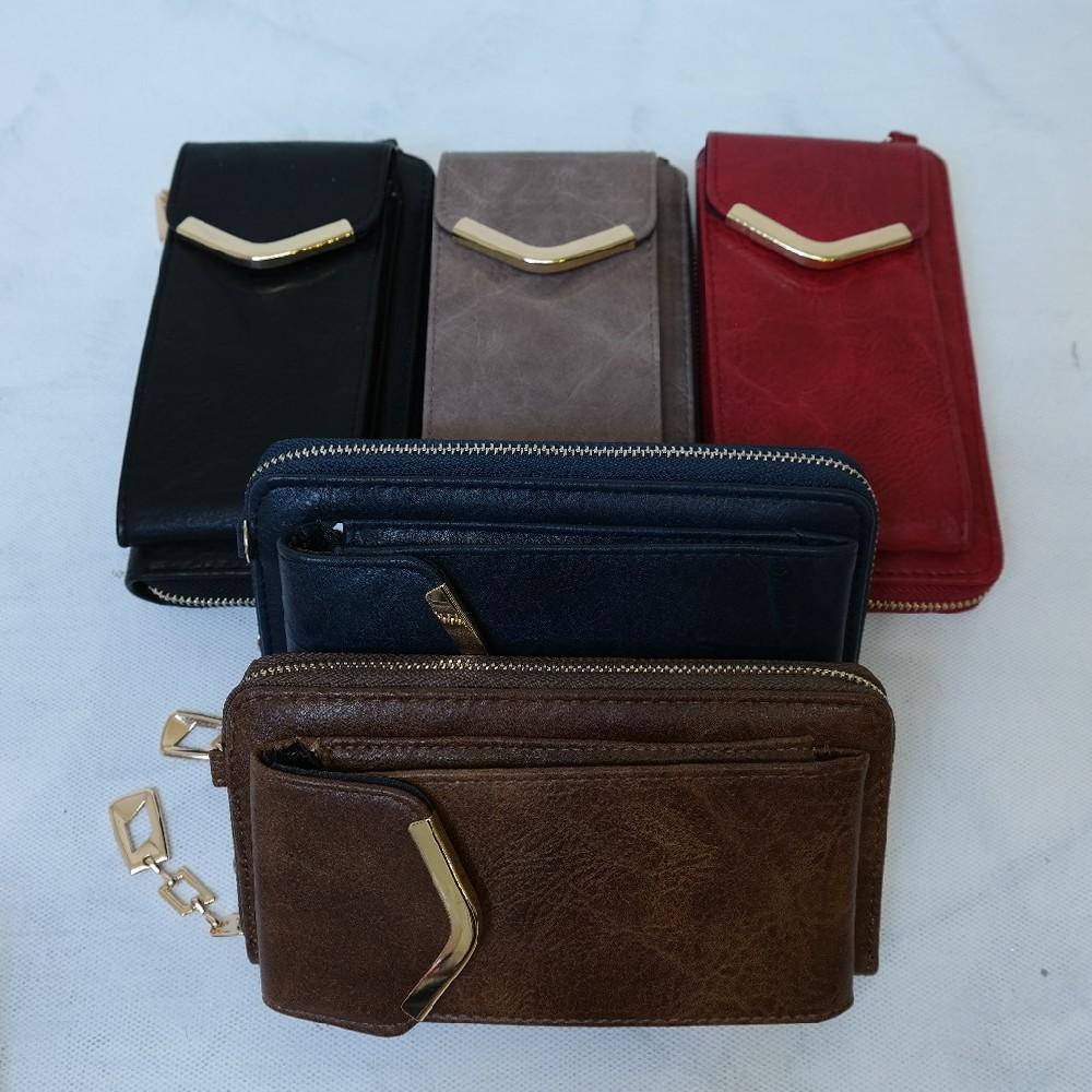 peněženka+pouzdro mobil