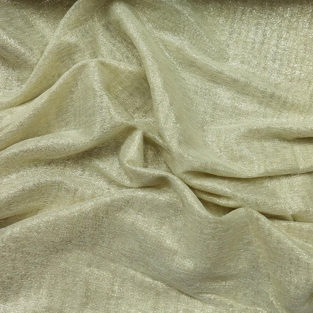 záclona Ma 22720/05 krémovo zlatá