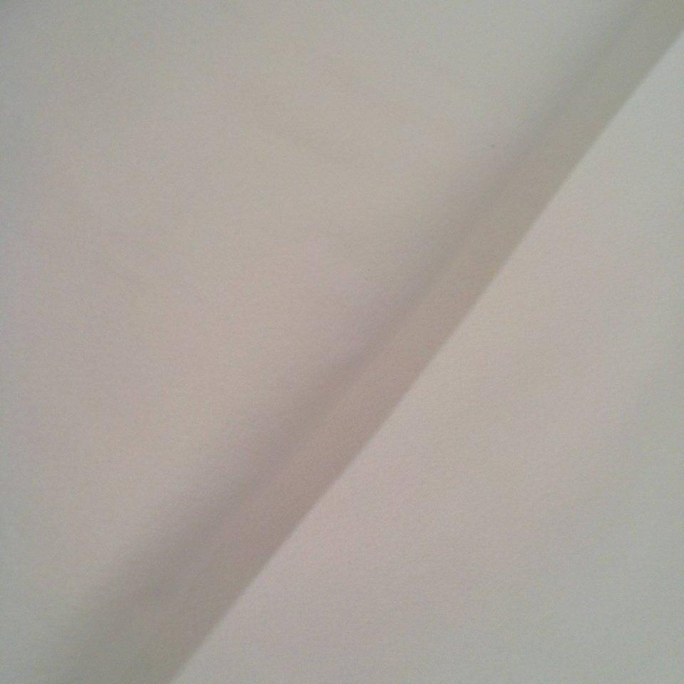 filc bílý 1mm/š.180cm