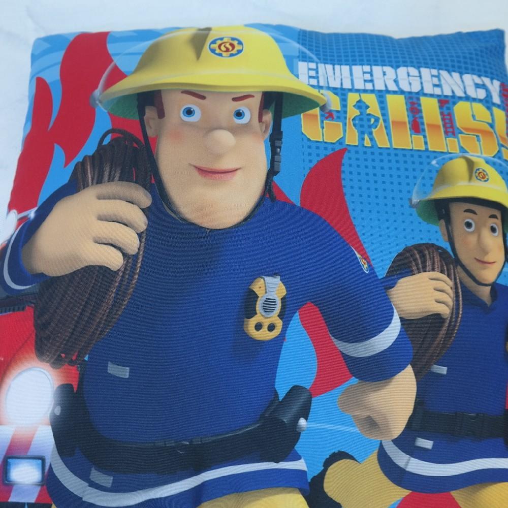 polštář  hasiči