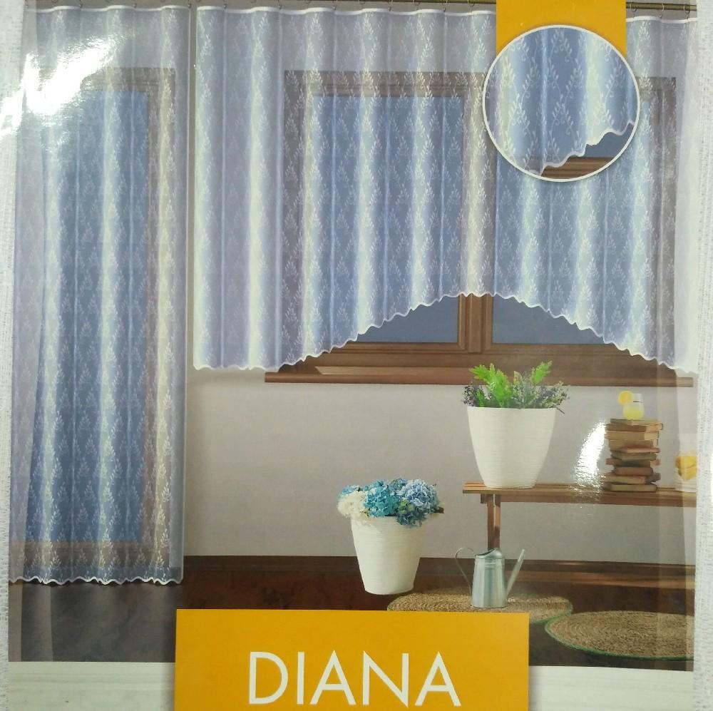 záclona hotová Fo Diana 500x160