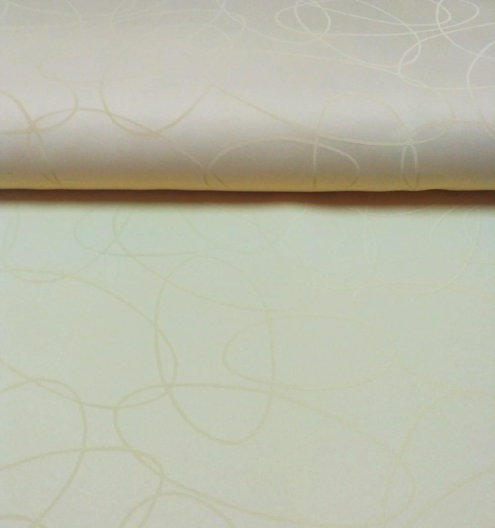 dekoračka smetana vzor 160 cm