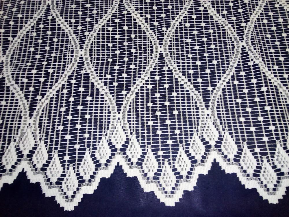 záclona Ty  375101 160 cm žakárová