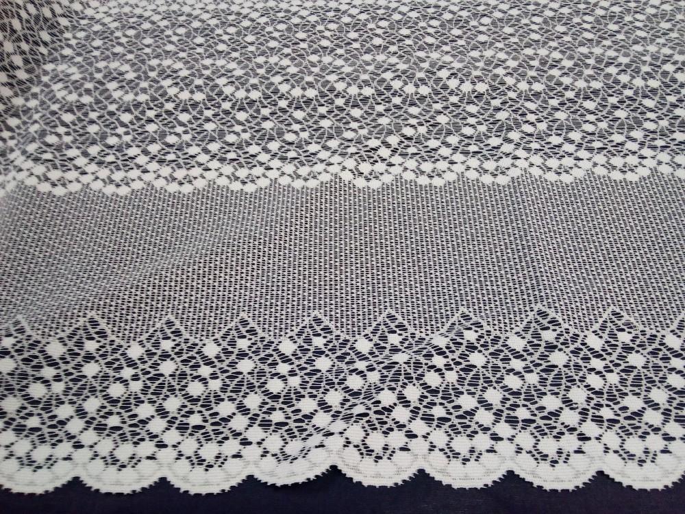 záclona Ty 389101 120 cm žakárová příčné vlnky