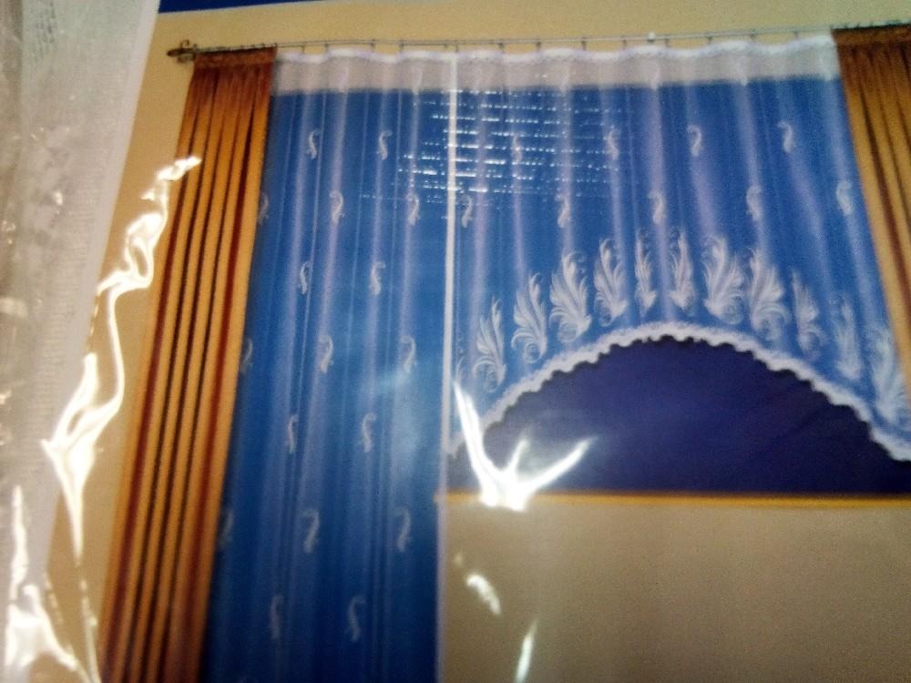 záclona Ty hotová  Larisa  300x160 cm