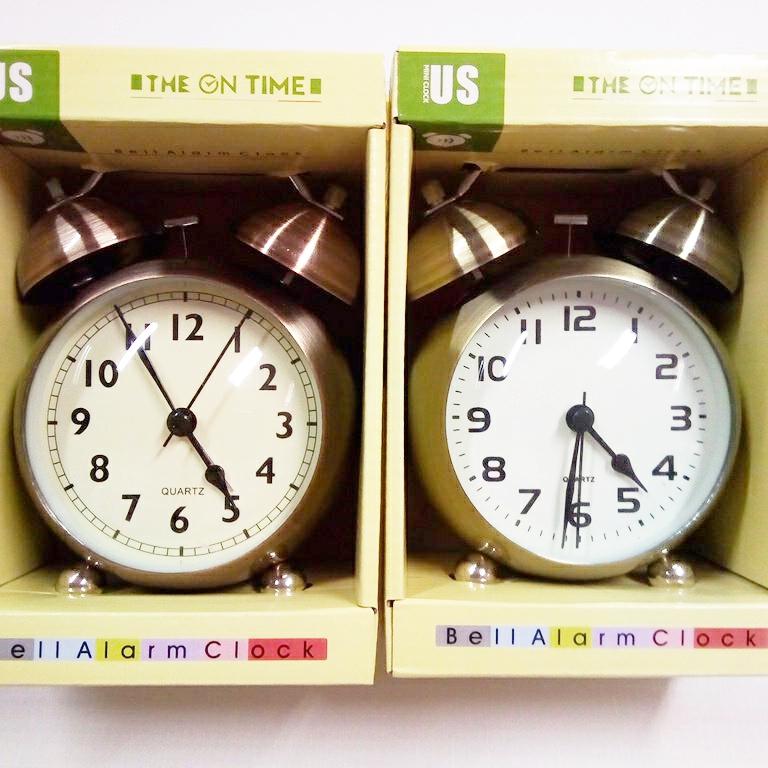 hodiny-budík malý