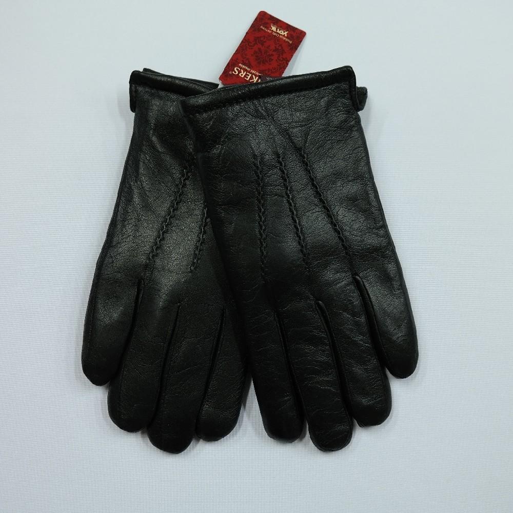 rukavice pánské kožené