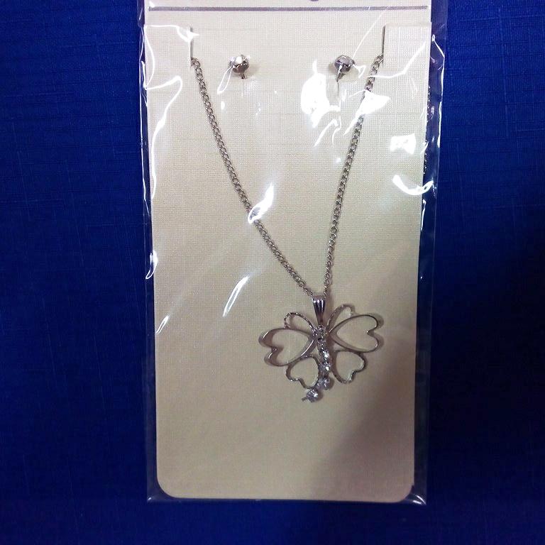 náhrdelník + náušnice