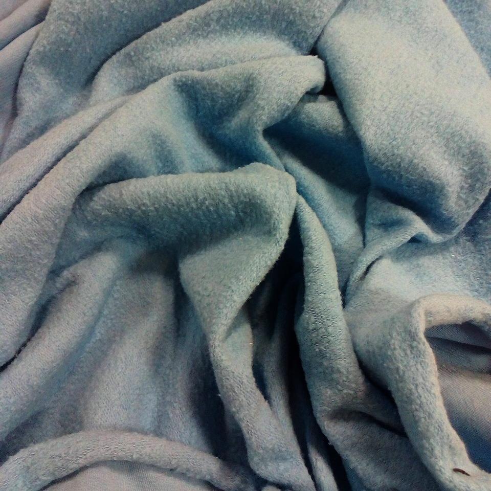 teplákovina sv. modrá