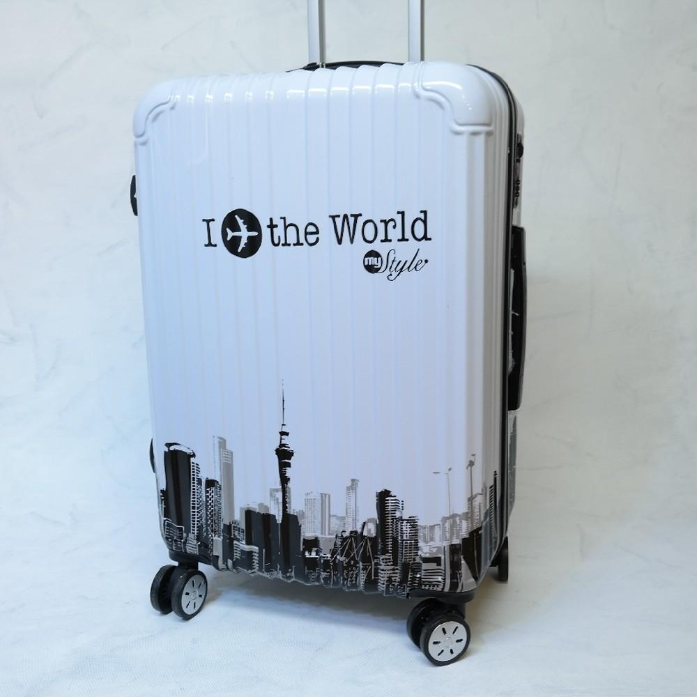 kufr střední