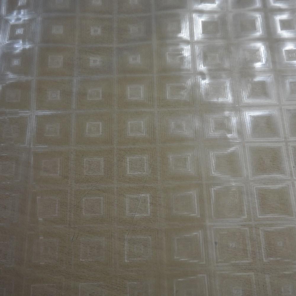 Ubrus PVC kostky 3D