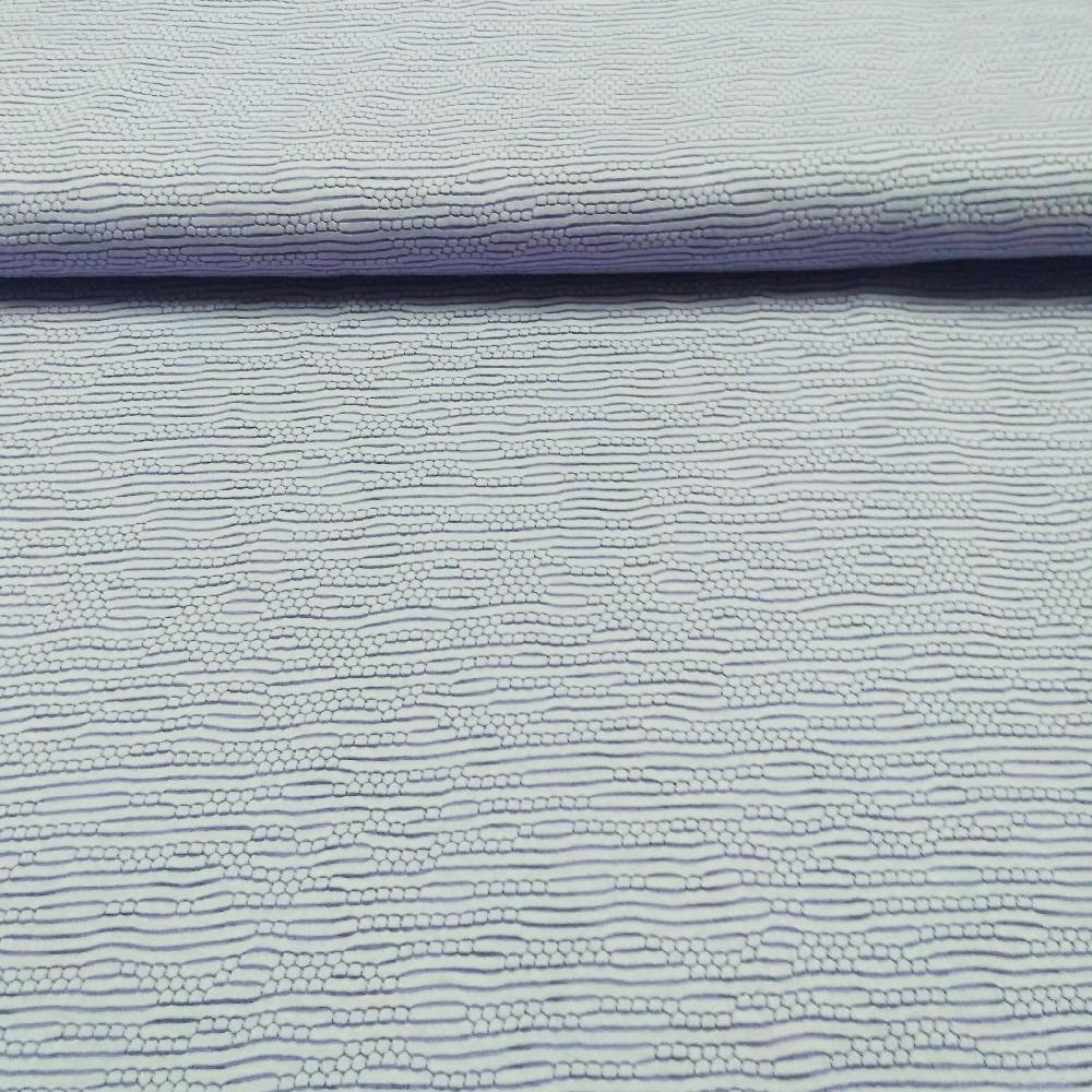 úplet fialový jenobarevný 140 cm