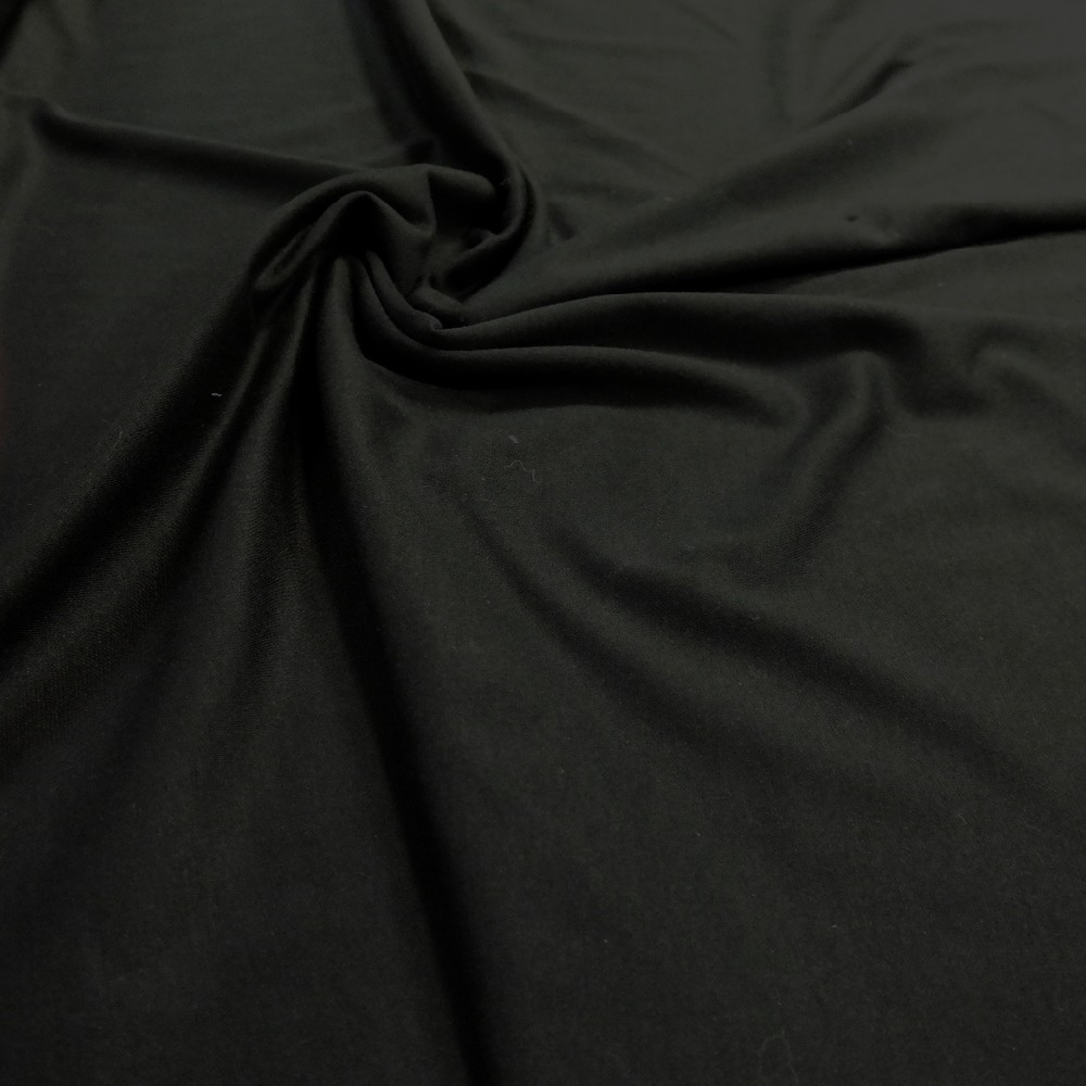 kord černý s elast.