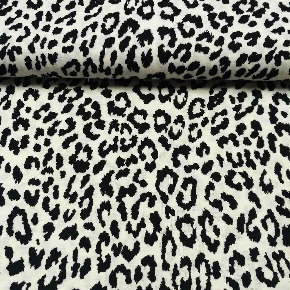 úplet leopardí vzor