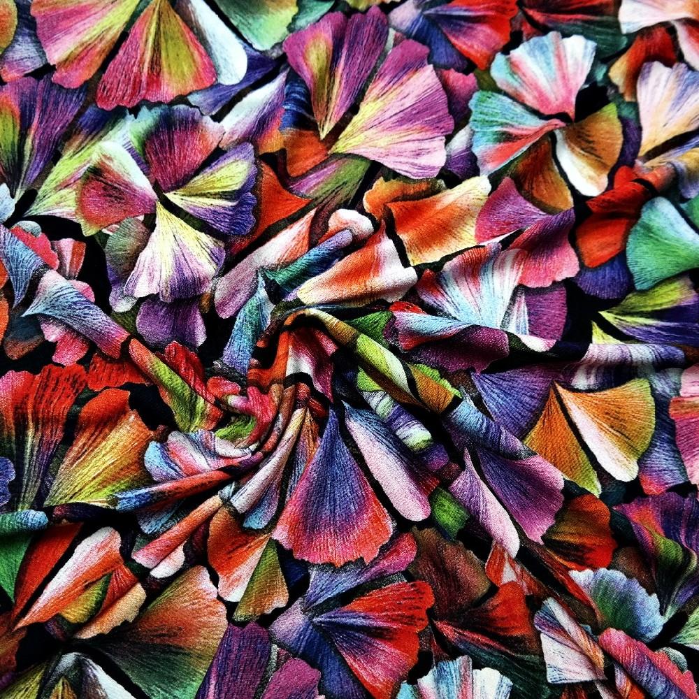 úplet listy gingo barevné